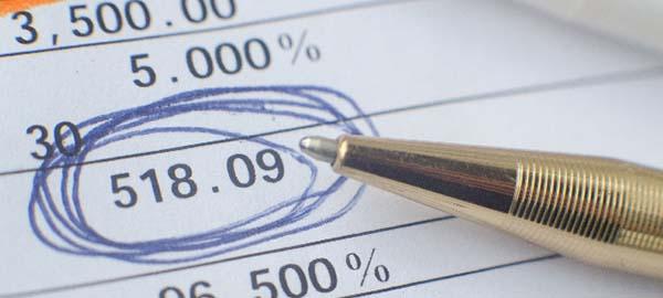 資金の計算